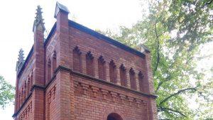 Mausoleum auf dem St. Matthias Friedhof